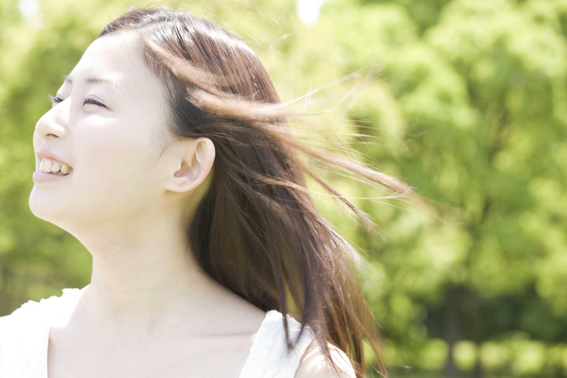 忙しいと、気持ちのいい風の存在を、忘れがちになる。 | 幸せな気分になる30の方法