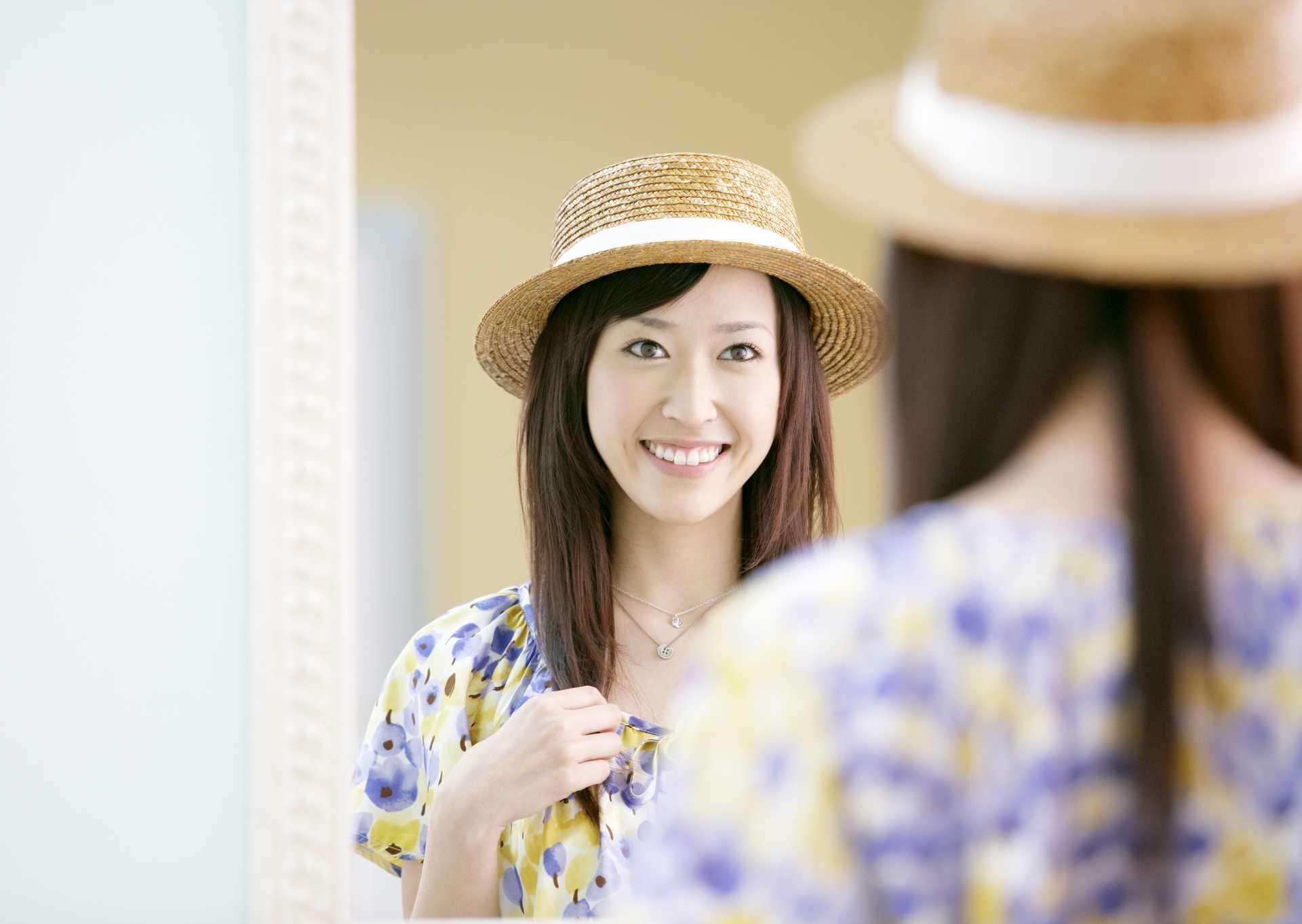 鏡は、感情を2倍にする道具。 | 幸せな気分になる30の方法