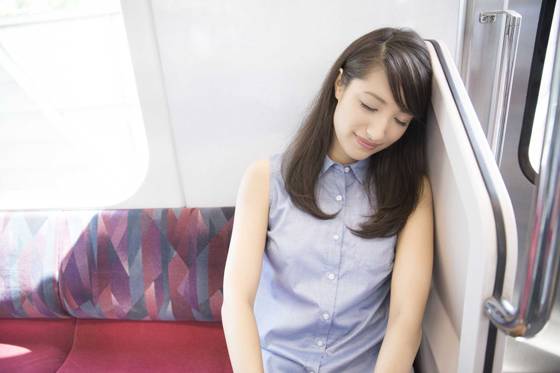 バスや電車の揺れは、最高の癒しである。 | 毎日を楽しく過ごす30の方法