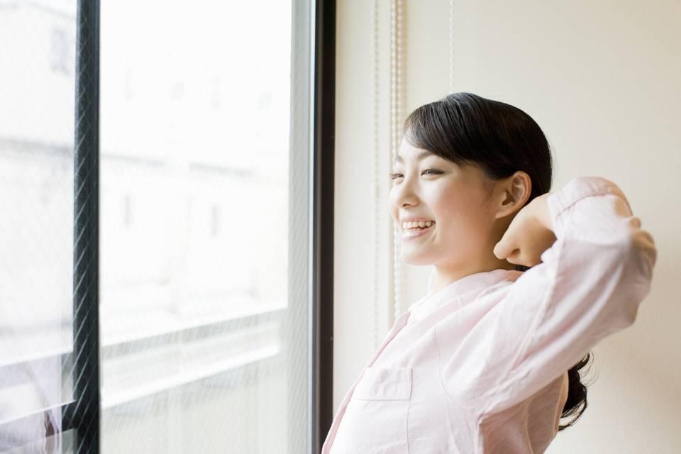 朝、眠りから目覚めることができただけで、すでに幸せ。   人生の幸福感を高める30の方法