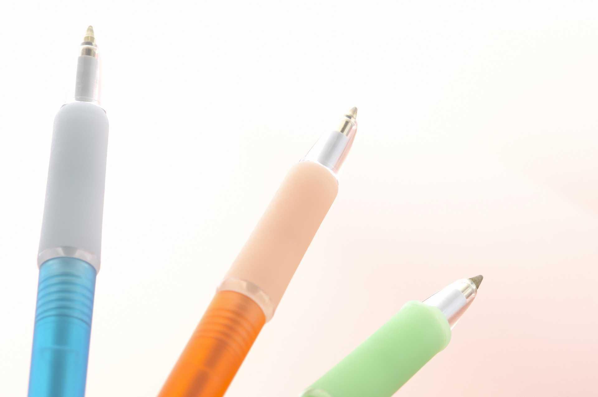 お気に入りのボールペンを持つと、字を書くのが楽しくなる。 | 人生を楽しく生きる30の方法