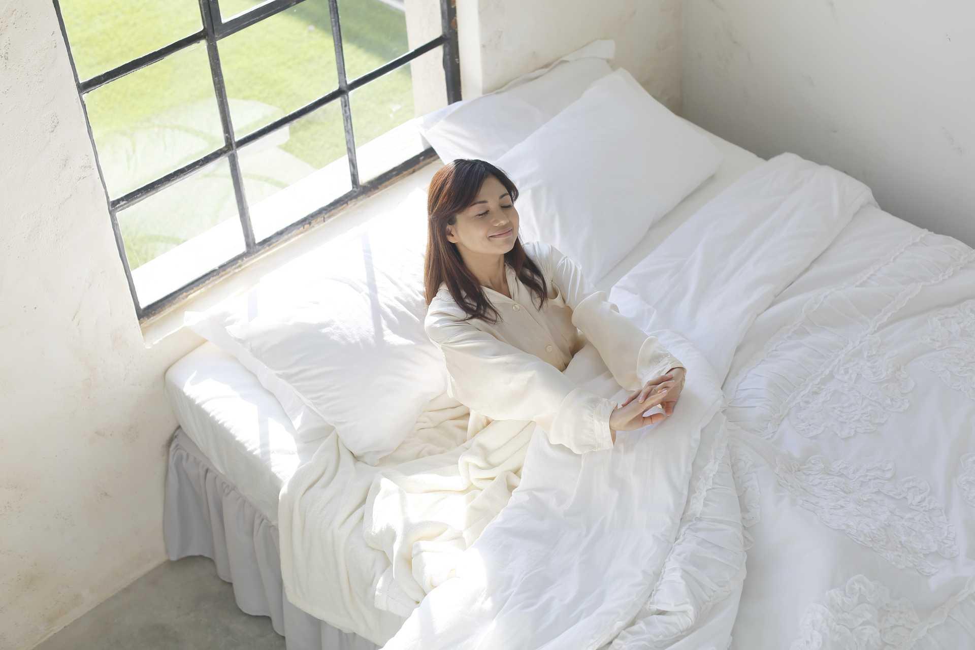 模様替えでは、ベッドの位置が一番重要。 | 早寝早起きの生活で人生を変える30の方法