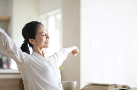 心と呼吸は、つながりを持っている。 | 素の自分を出す30の方法