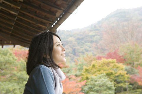 視界に入りきらないほどの大きな自然を眺める。 | 気分転換がうまくなる30の方法