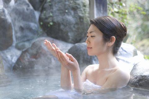 シャワー<お風呂<銭湯<温泉。 | 気分転換がうまくなる30の方法