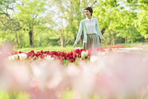 早朝に散歩をすると、元気になる。   気分転換がうまくなる30の方法