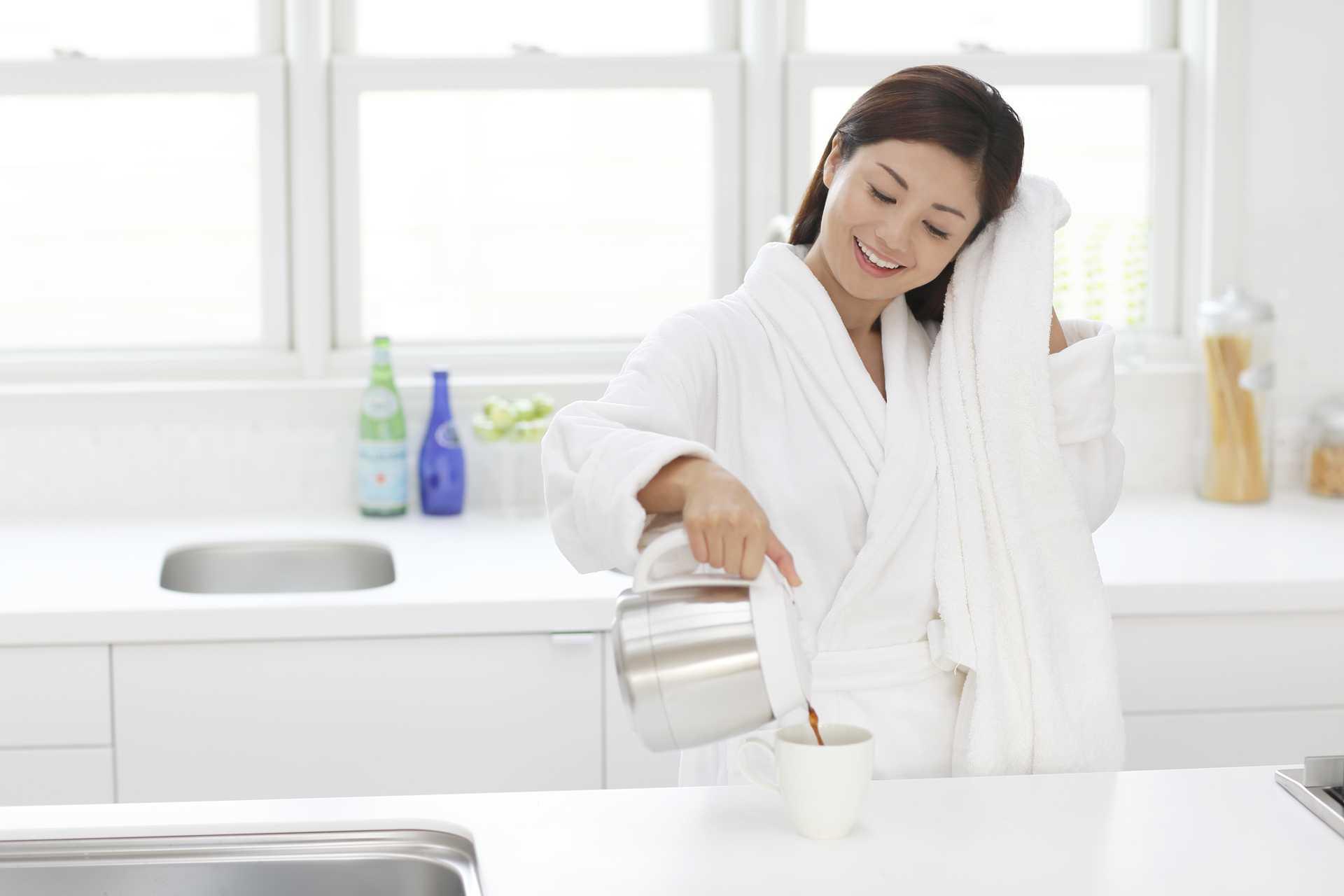 お風呂上りのリラックスタイムは、自分と向き合う時間。 | 魅力的な人になる30の方法