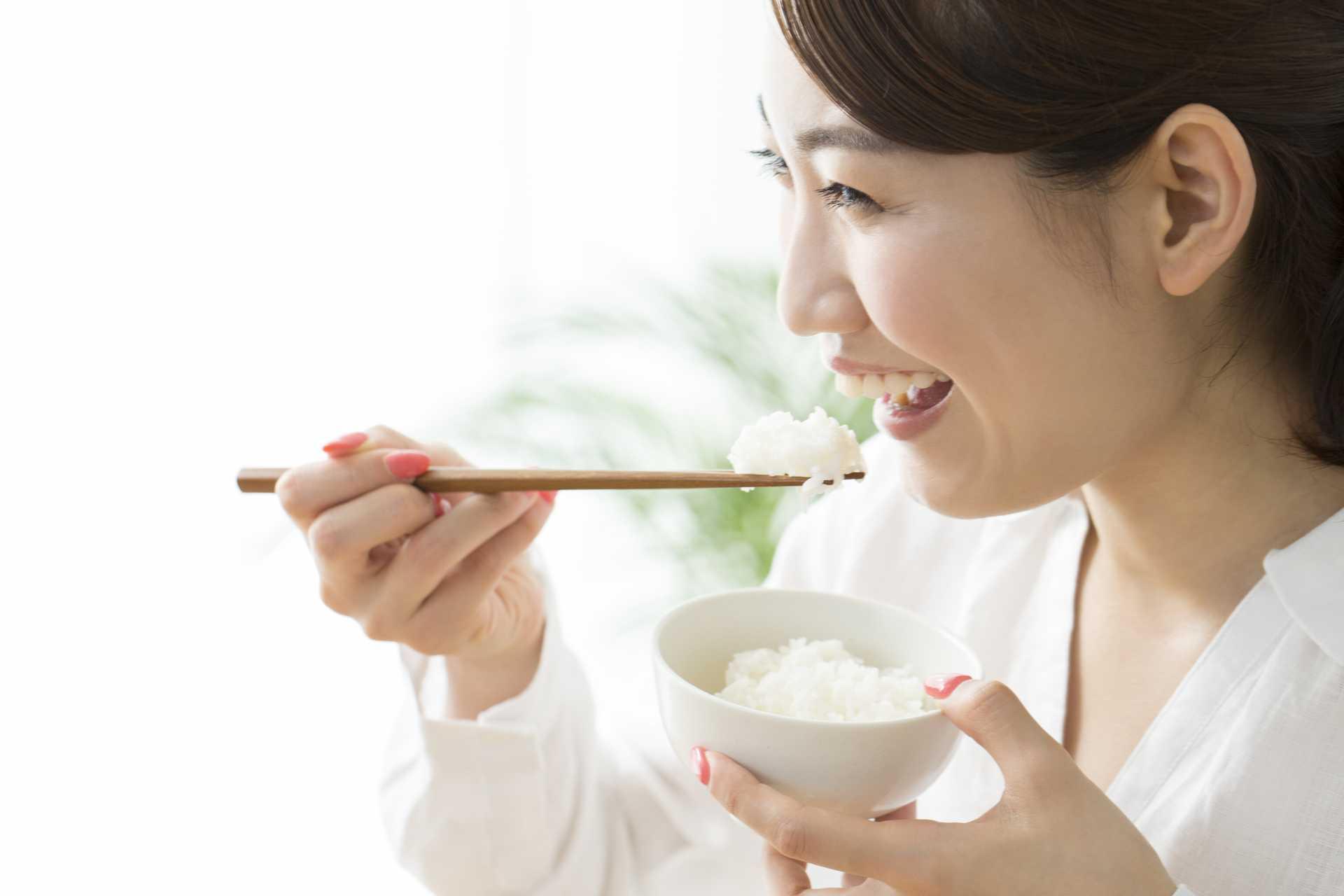よく噛んで食べれば、おかずなしでもご飯はおいしい。 | のんびり気楽に生きる30の心の習慣