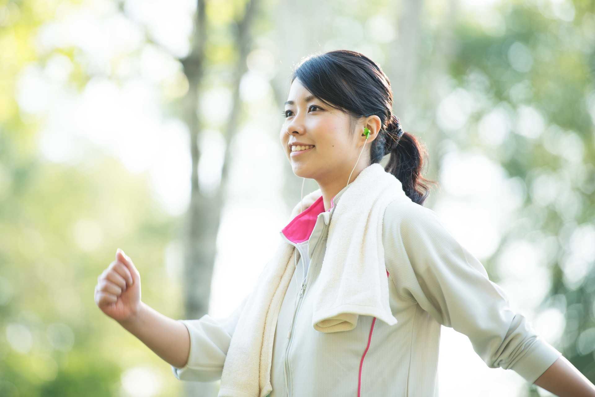 歩く気分が乗らないときは、ハイテンポの音楽を聴けばいい。 | ウォーキング・ダイエットのすすめ