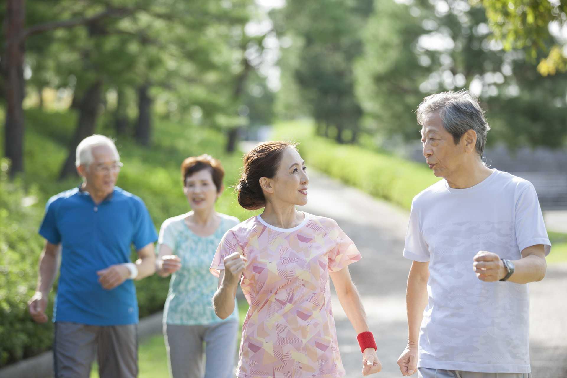「足腰を強くする」というのは「人生に対して強くなる」ということ。 | ウォーキング・ダイエットのすすめ