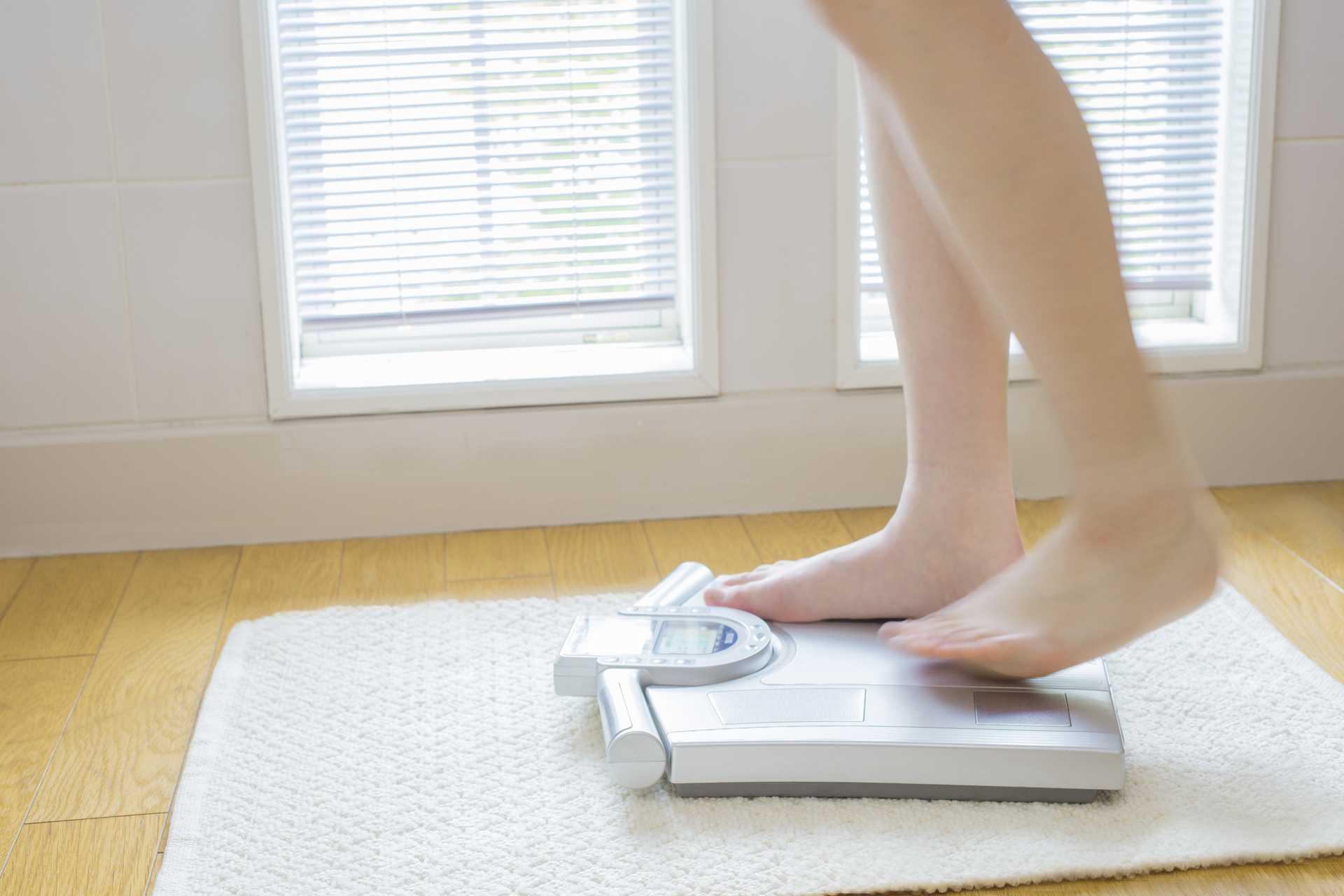 昨日と比べて1キロ痩せたと喜ぶのは、大きな思い違い。 | ウォーキング・ダイエットのすすめ