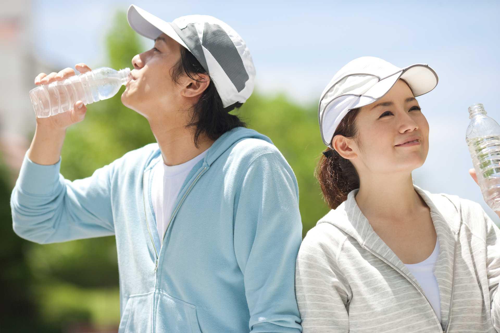 たくさん汗をかく人は、ミネラル不足に陥りやすい。 | ウォーキング・ダイエットのすすめ