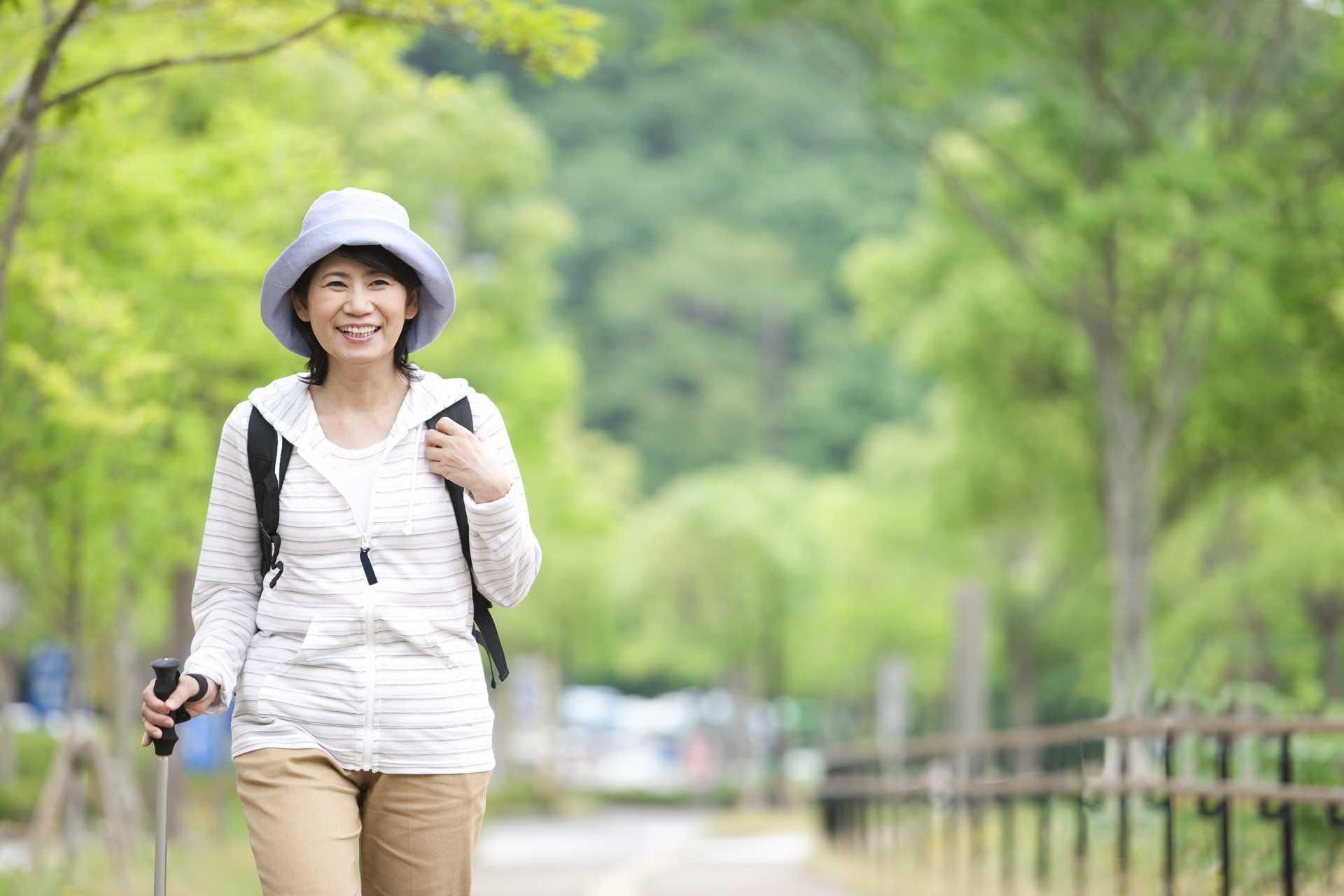 無理をしてまで歩かないのが、楽しく散歩を続けるコツ。 | 散歩の楽しみ方に気づく30のポイント