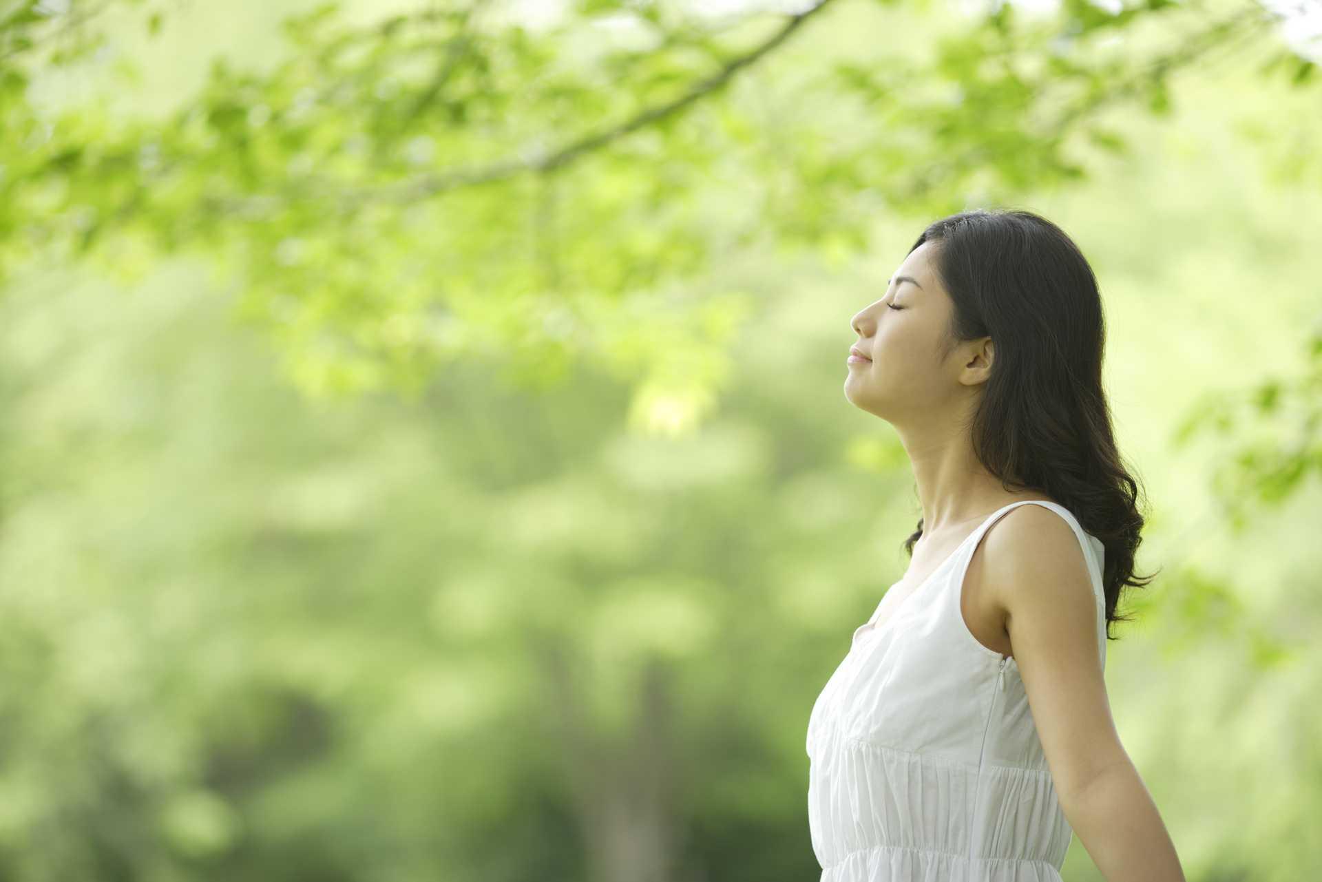 散歩の達人は、大自然と対話ができることに気づいている。 | 散歩の楽しみ方に気づく30のポイント