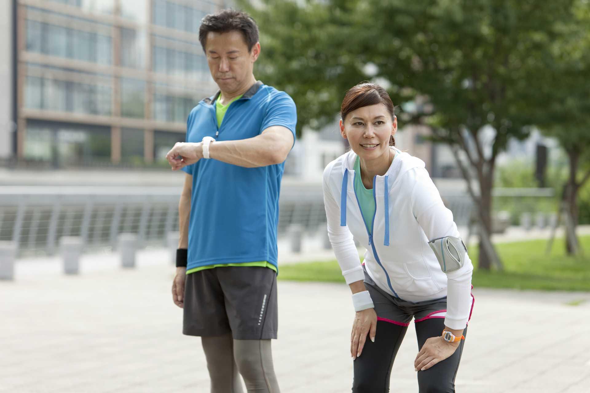 高機能な歩数計は、よきアドバイザー役になる。 | 健康のためになる30の散歩術