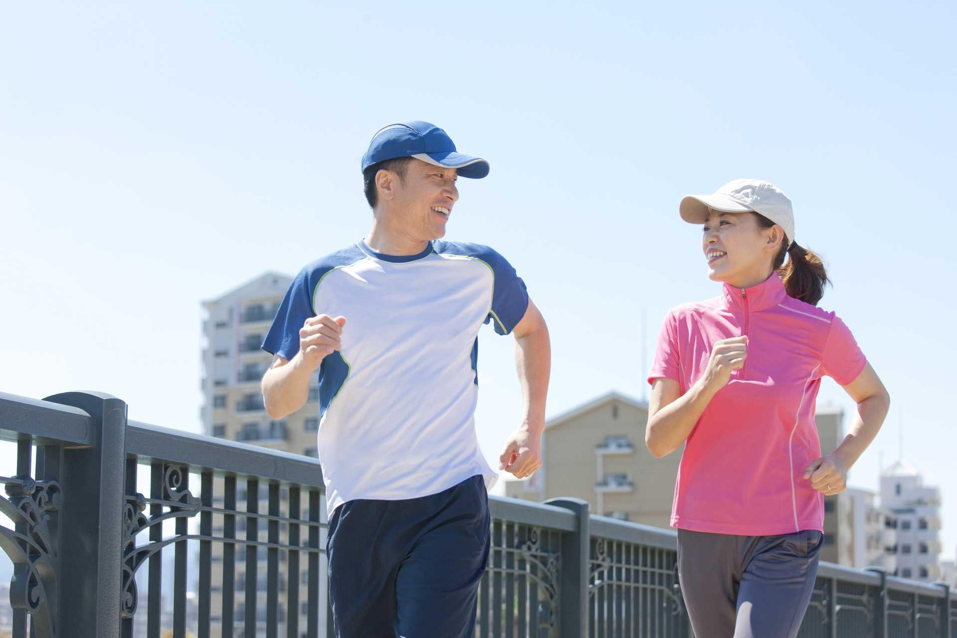 「激しい運動かどうか」の基準は「走る運動かどうか」で分かれる。 | 健康のためになる30の散歩術
