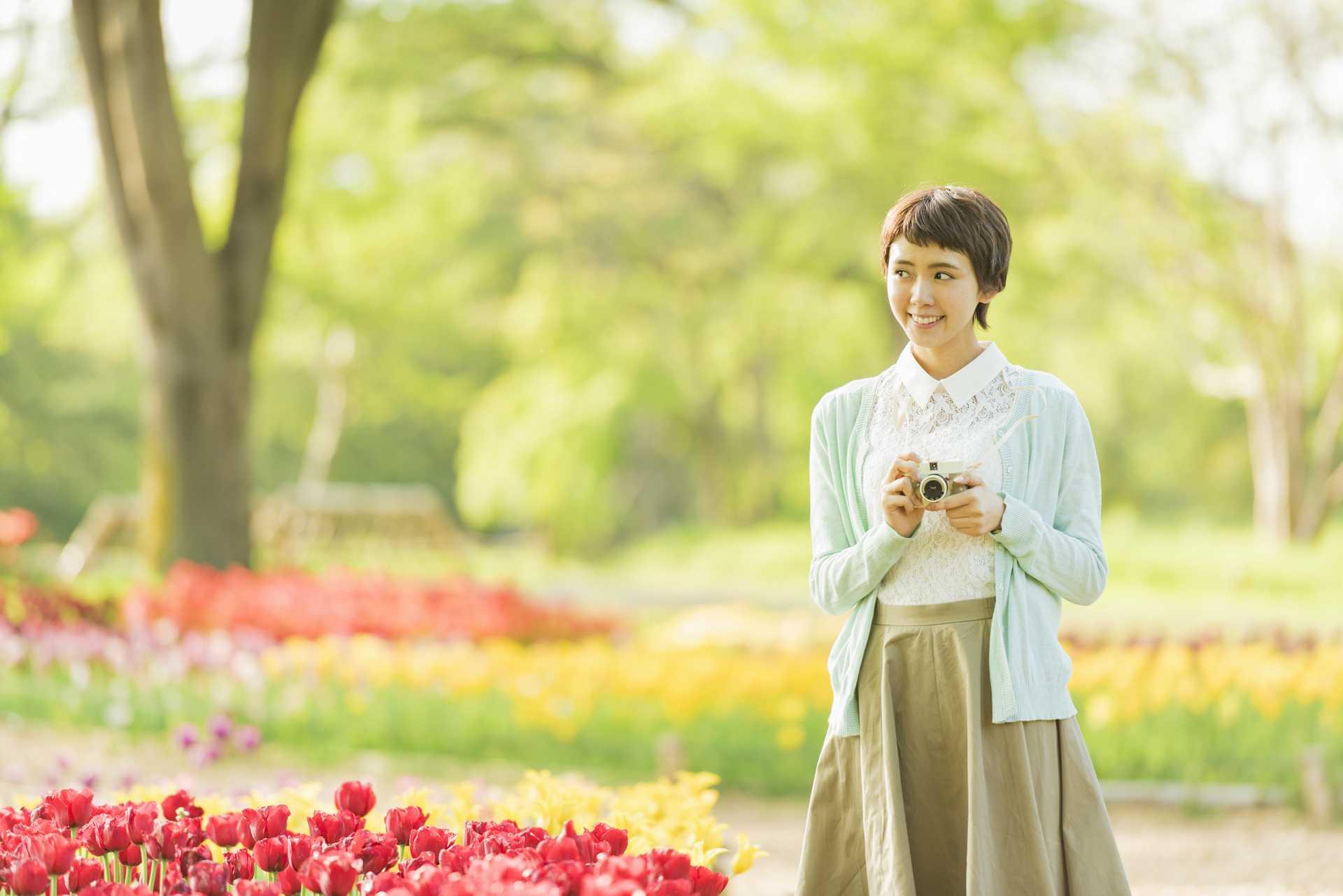 カメラを持って歩くと、散歩がもっと楽しくなる。 | 脳を刺激する30の歩き方