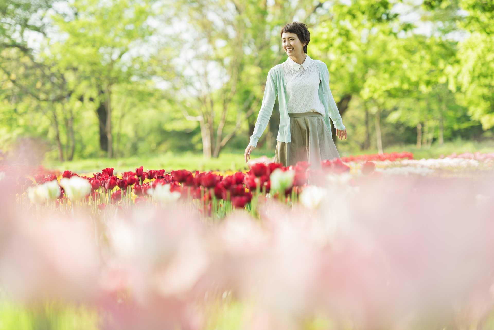 「美しい花だ」そう思える人は、幸せだ。 | 脳を刺激する30の歩き方